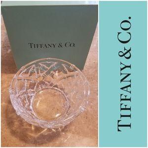 TIFFANY &  CO. SERVING BOWL